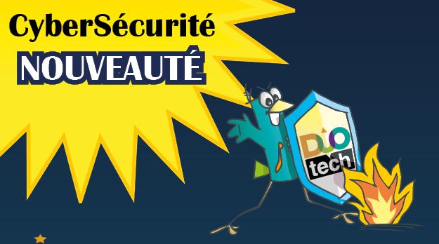 Nouveauté Formation Cybersécurité Duotech